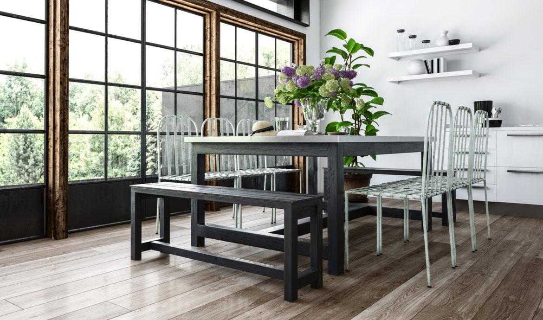 Hoe kies je een stijlvolle eetkamerbank?