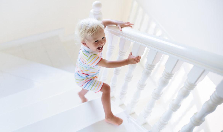 Van je huis een veilig thuis maken voor je kind